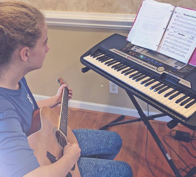 Monty Craig student Dakota Strutz